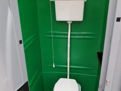 csatornára köthető mobil wc