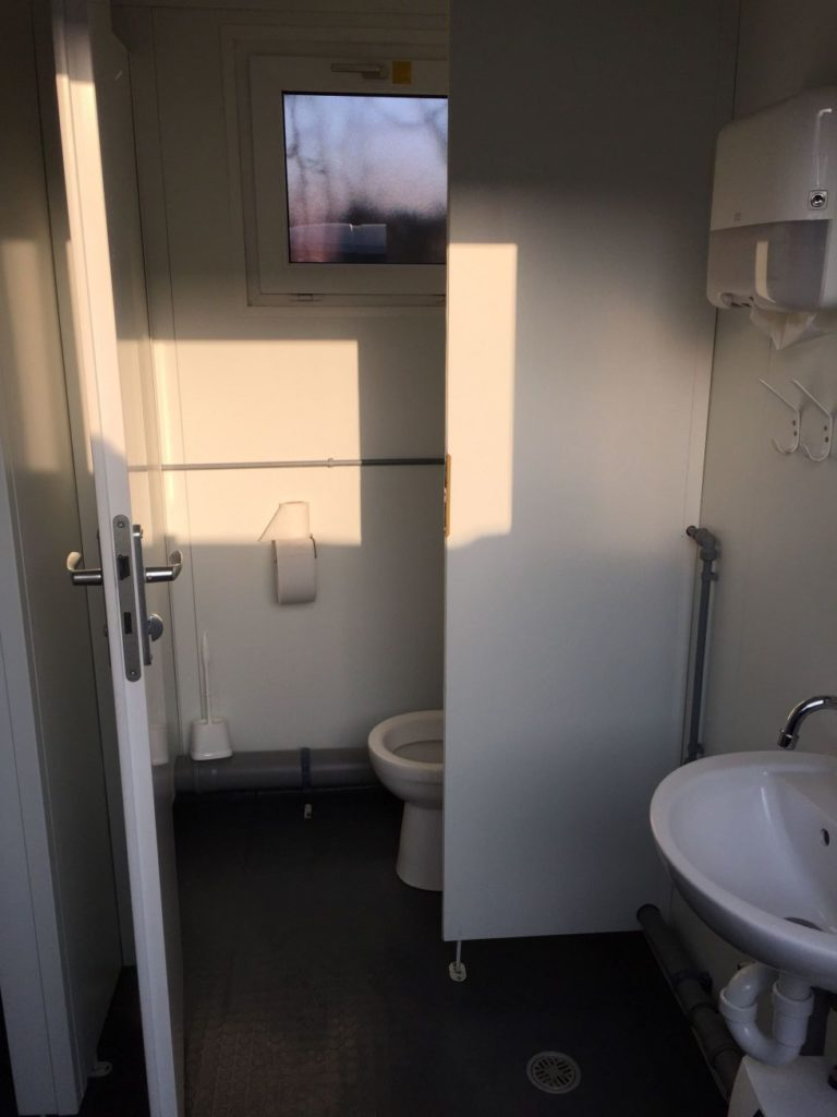 wc konténténer